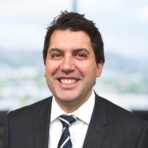 George Psarologos, Partner