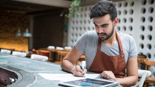 How do small businesses deal with GST payments?