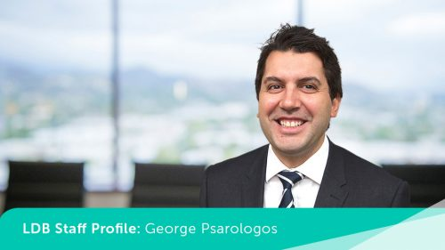 Meet George Psarologos, Partner at LDB Group