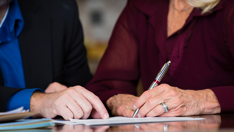 Trigger events to deem a Last Will and Testament invalid