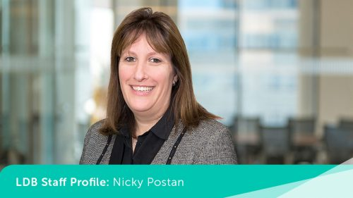 Meet Nicky Postan, Audit Manager at LDB Group