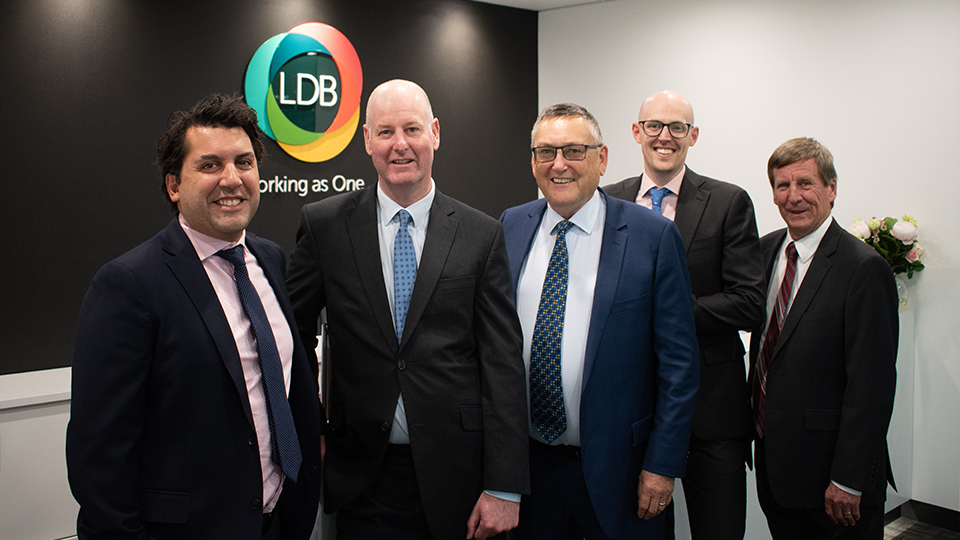 The LDB partners