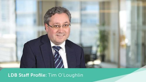 Meet Tim O'Loughlin, Senior Financial Planner at LDB Group