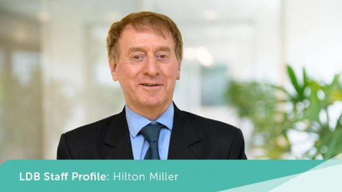 Meet Hilton Miller, Audit Services Director at LDB Group