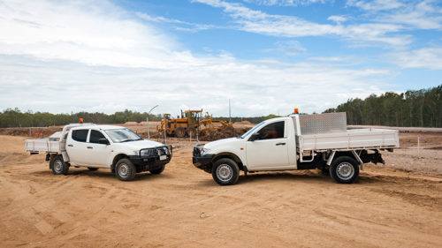 Are work vehicles exempt from Fringe Benefits Tax (FBT)?