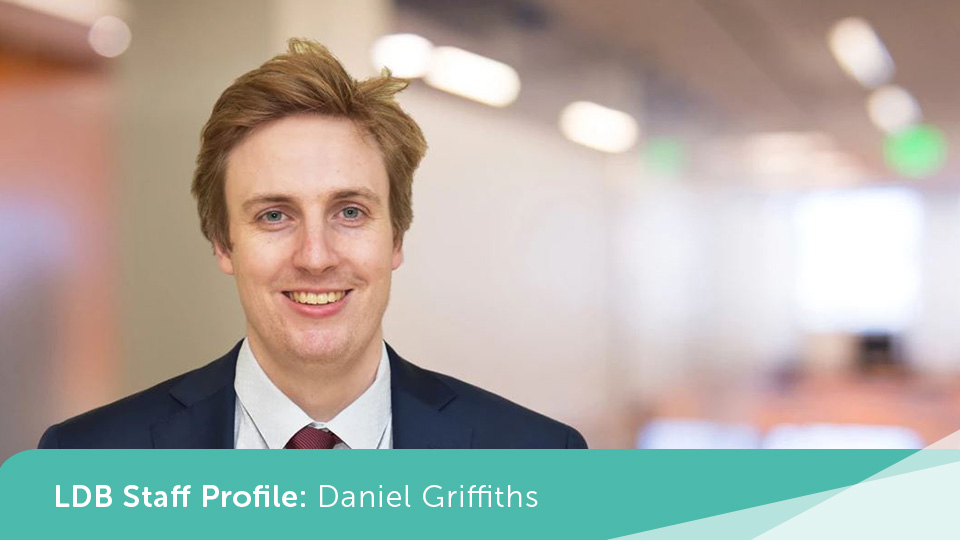 Meet Daniel Griffiths, Accounting Manager at LDB Group