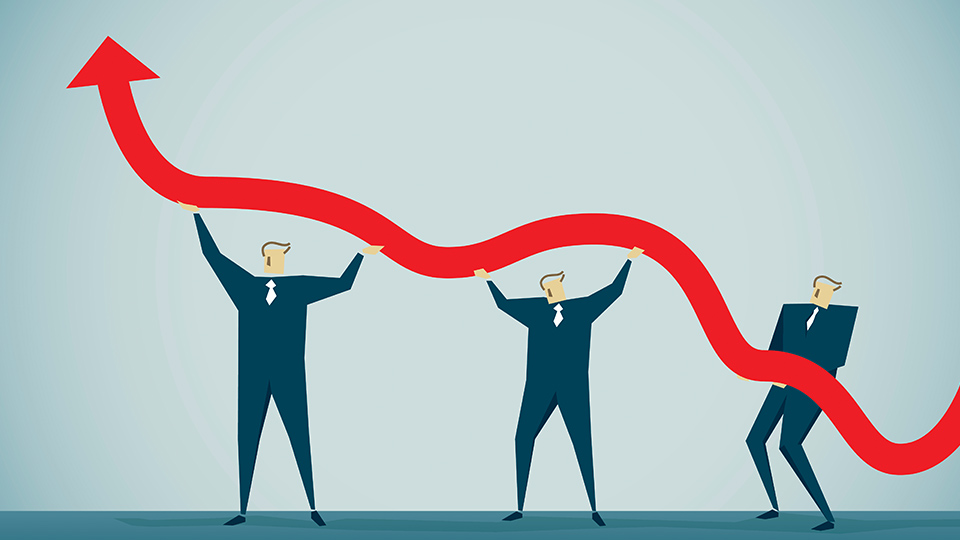 Economic recovery drives gains for Australian share market